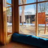 Aesthetic Dveřní a okenní ochrana proti průvanu Mikroplyš Barva: 318 - medová