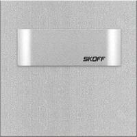 SKOFF LED nástěnné schodišťové svítidlo MB-TAN-G-N Tango Short hliník(G) neu