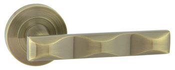 Rozetové kování MODENA -R Klika štít kulatý