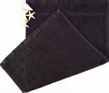 VERATEX Dětský froté ručník 30x50 cm černý