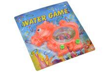 Vodní hra MIKO poník - Oranžový (13cm) - 8592117968820