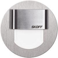SKOFF LED nástěnné schodišťové svítidlo MH-RMI-K-N-1 RUEDA MINI nerez(K) neu