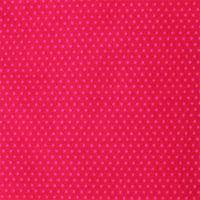 Aesthetic Prostěradlo do kočárku, košíku - bavlněný úplet s motivem - 32x75cm - mix motivů a barev TYP: Puntíček červený podklad
