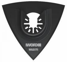 WA2171 - Brusná deska (s otvory, delta), 1 ks, sonicrafter