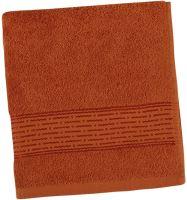 VERATEX Froté ručník Lucie 450g 50x100 cm (cihlová)