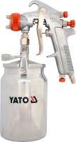 Yato Pistole na lakování s nádrží 1,0l 1.8mm YT-2346