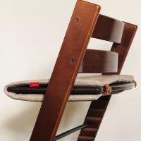 Aesthetic Stokke Tripp Trapp - polstr - podsedák Barva: Olive Green, Velikost: sedák - hloubka 25cm