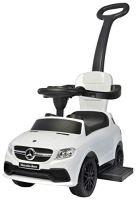 Odrážedlo pusher walker bílá Mercedes pro děti