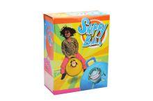 Dětský skákací balón s rukojetí - Mix druhů (55cm) - 8719202349504