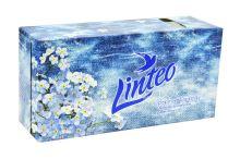 Papírové kapesníky Linteo, 150 kusů, 2 vrstvé - Mix motivů obalu - 8594008878782