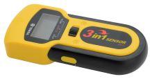 Vorel Detektor kovů a elektrických rozvodů LCD TO-81785