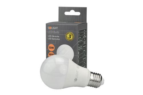 LED žárovka SOLIGHT E27 - 10W 4000K - 8592718015022