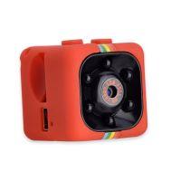 Cenocco CC-9047; Mini camera HD1080P červená