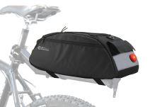 Compass Bike Cyklotaška na zadní nosič + zadní LED světlo 12034