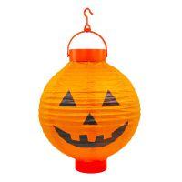 Lampion Halloween dýně na baterie (8590687146891)
