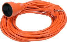 Vorel Kabel prodlužovací 10 m oranžový TO-82671