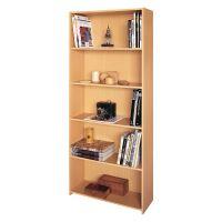 Knihovna BEST buk IDEA nábytek