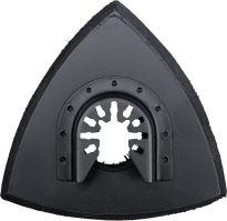Yato Brusný nástavec pro multifunkci EVA, 90mm (dřevo, plast, kov) YT-34689