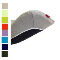 Aesthetic Prostěradlo do kočárku, košíku - bavlněný úplet - 32x75cm - mix barev doprodej TYP: lila