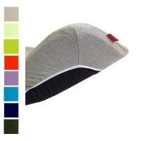 Aesthetic Prostěradlo do kočárku, košíku - bavlněný úplet - 32x75cm - mix barev doprodej TYP: neonová