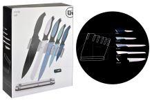 Sada kuchyňských nožů EH 6ks - 8719202513943