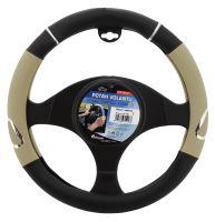 Compass Potah volantu RALLY béžový 31416