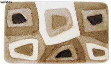 VERATEX Koupelnová předložka LUX kameny 60x100 cm