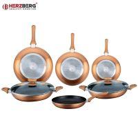 Herzberg HG-6010:  Sada pánví  8 ks