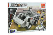 Stavebnice 0675, 222 dílků War Power