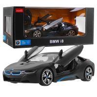 Rastar auto r / c bmw i8 černý dveřní otvor 1:14