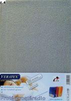 VERATEX Froté prostěradlo 180x220 cm (č. 4-šedá)