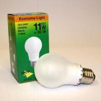Spotlight Úsporná žárovka 3600102 E27 11 W 2700K matné sklo