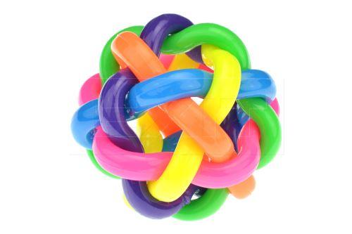 Gumový míček spletenec WIKY (7cm) - 8590331182640