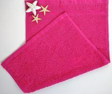 VERATEX Dětský froté ručník 30x50 cm purpurová