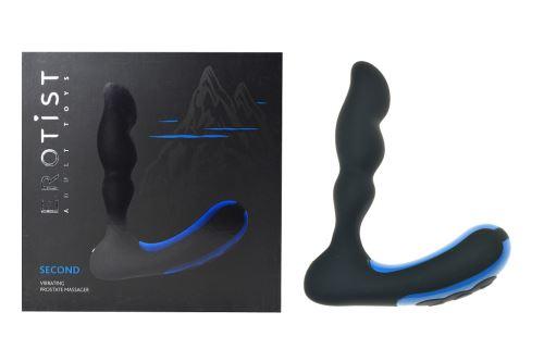 Vibrační stimulátor prostaty Erotist - Second - 4627127662384