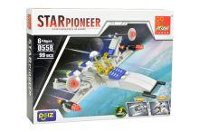 Stavebnice 0558, 99 dílků STAR Pioneer