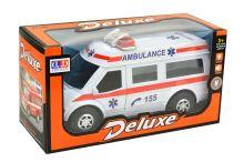 Ambulance (25cm) se zvukovými a světelnými efekty - 8590331103317