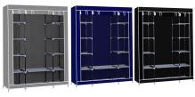 Herzberg HG-8009: Úložná skříň velká černá