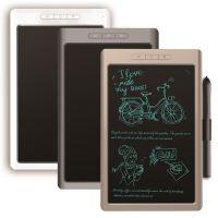 Elektronický LCD psací tablet 10' s bluetooth a pamětí - zlatý