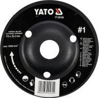 Yato Rotační rašple úhlová hrubá 115 mm typ 1 YT-59166