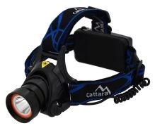 Cattara Čelovka LED 400lm (1x XM-L+15x SMD) 13124