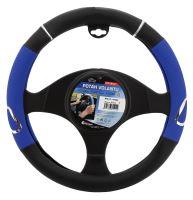 Compass Potah volantu RALLY modrý 31414