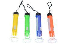 LED baterka pro domácnost včetně baterií (13cm) - Mix barev 1ks - 5900949405902