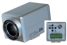 Kamera barevná vnitřní  540TVL Hütermann  BOX-B134 - automatické ostření