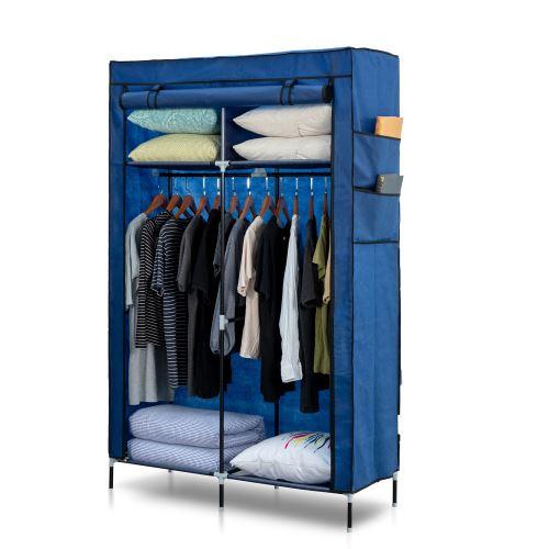 Herzberg HG-8012: Úložná skříň modrá