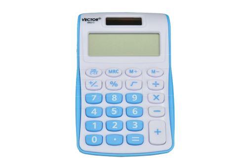 Kalkulačka na solární pohon VECTOR 886213 (10.5x7cm)