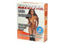 Nafukovací panna - Krystyna - 8466216000098