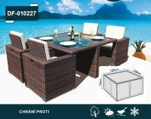 DIMENZA a.s. Ochranný obal na nábytek Typ obalu: Čtverec - DF-010227