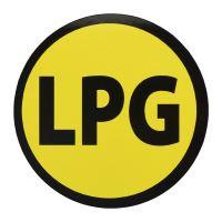 Samolepka LPG (70 mm) 34495