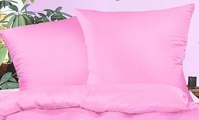 VERATEX Povlak na polštářek krep 40x40cm-zip (růžová)